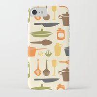 kitchen iPhone & iPod Cases featuring Kitchen by Bellwheel
