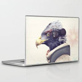 Star Team - Falco Laptop & iPad Skin