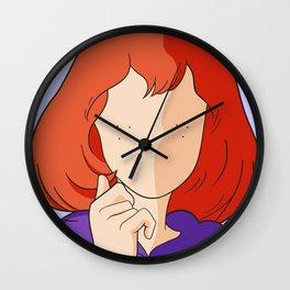 Sheila, The Thief Wall Clock