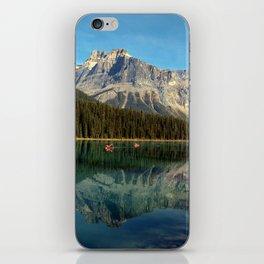 Emerald Lake iPhone Skin