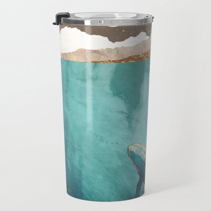 Light Beneath Travel Mug