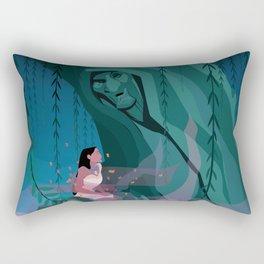 Pocahontas Spirit Rectangular Pillow