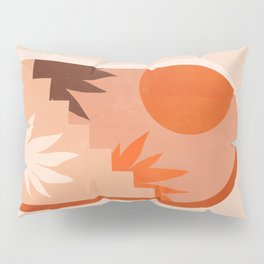 Abstraction_SUN_Bohemian_ARCHITECTURE_001AA Pillow Sham