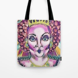 Queen Aggrivated. Tote Bag
