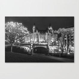 Sparkling Ottawa Canvas Print