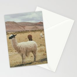 South American landscape Stationery Cards
