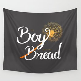 Boy with the Bread Wall Tapestry