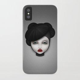 Misfit - McQueen iPhone Case