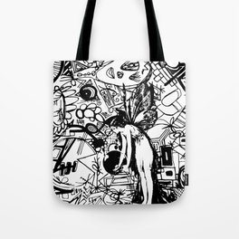 Abstinence Educated Tote Bag