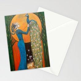 Origin of Inspiration Stationery Cards