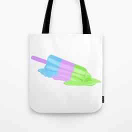 Neon Summer Tote Bag