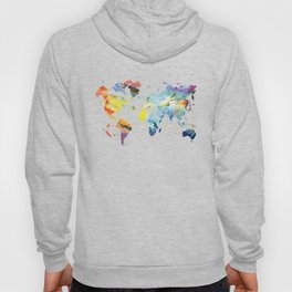 THE COLORFUL WORLD Hoody