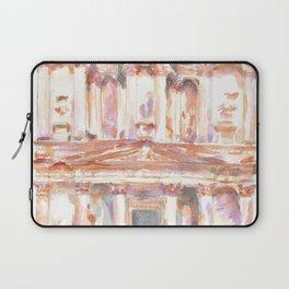 The muted Al-Khazneh Laptop Sleeve