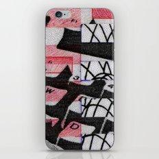 PD3: GCSD35 iPhone & iPod Skin