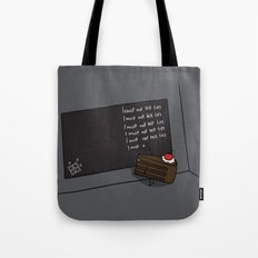 I Must Not Tell Lies Tote Bag