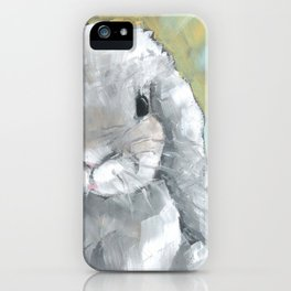 Flopsy the Bunny iPhone Case