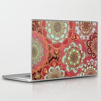 baroque Laptop & iPad Skins featuring Baroque Obsession by micklyn
