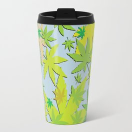 The world of cannabis II Travel Mug