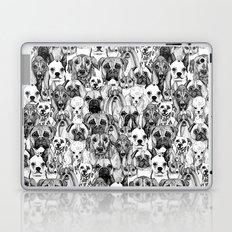 just dogs Laptop & iPad Skin