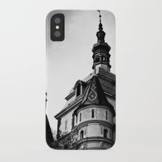 towers iPhone X Slim Case