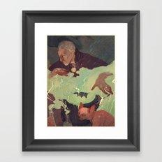 Conjured Framed Art Print