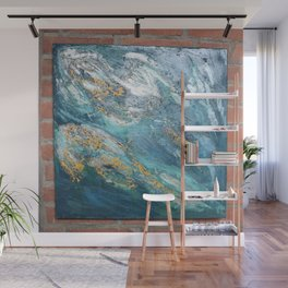Waterlilies Wall Mural