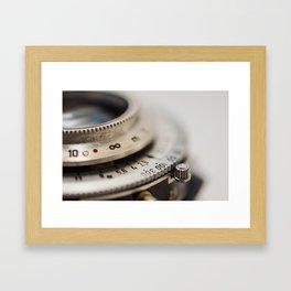 Shutter Framed Art Print