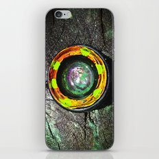 Camera Lens In The Wild iPhone & iPod Skin