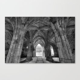 Chapter House Canvas Print