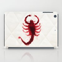 drive iPad Cases featuring Drive by Luke Eckstein
