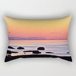 Yellow Skies of Summer Rectangular Pillow