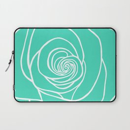 Biscay Rose Laptop Sleeve