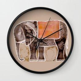 The Elefant Wall Clock