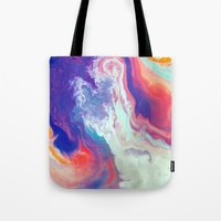 passion Tote Bags featuring Passion by Kimsey Price