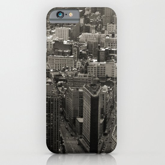 Old Downtown iPhone & iPod Case
