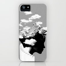 It's a cloudy day Slim Case iPhone SE