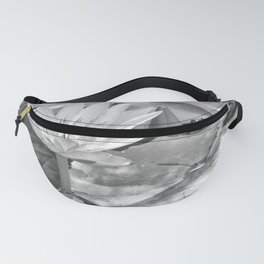 Waterlily in a pond Fanny Pack