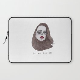 lana x spider Laptop Sleeve