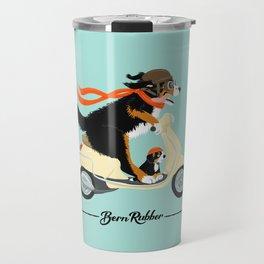Bern Rubber Travel Mug