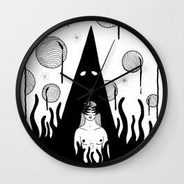 The Darkest Teacher Wall Clock