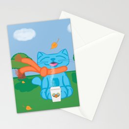 Milo Magic Of Fall Stationery Cards