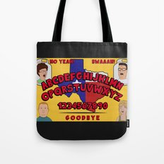King of the Ouija Tote Bag