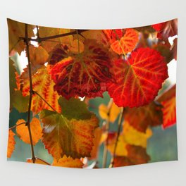 Autumn leaves 1 Wall Tapestry