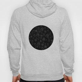 My Neighbour Pattern (Black & White) Hoody