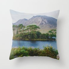 Connemara, Ireland Throw Pillow