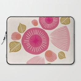 Vintage Floral Light Laptop Sleeve