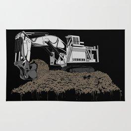 Excavation Rug