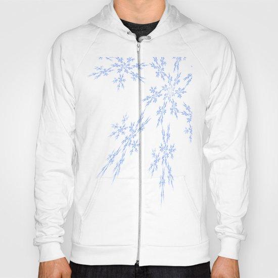 Snowflakes Falling Hoody