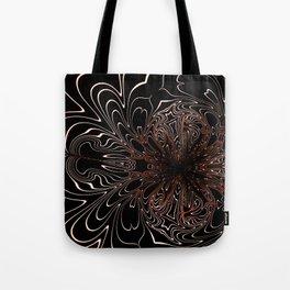 Dark Light Tote Bag