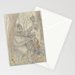 clearing Stationery Cards